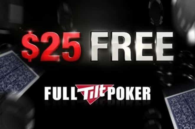 Full Tilt Poker бонусы