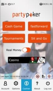 Пати покер для андроида