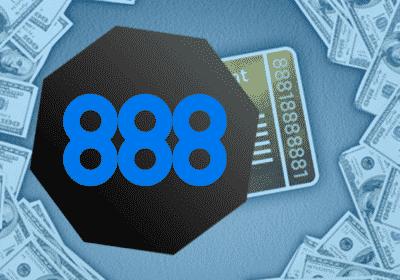 Бонус на первый депозит для игроков 888Покер Андроид