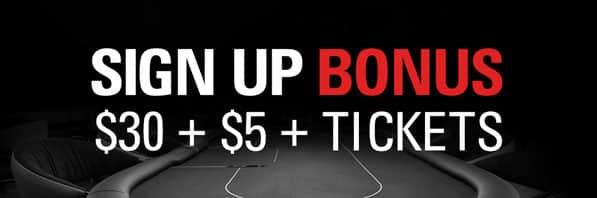 покер старс бонус 35