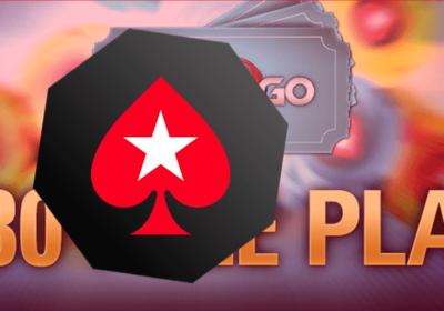 Бесплатный бонус Покер Старс за регистрацию