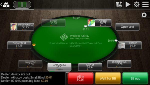 покер мира на андроид