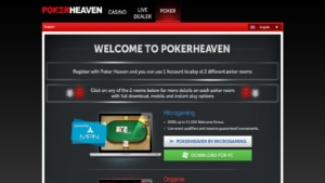 PokerHeaven download