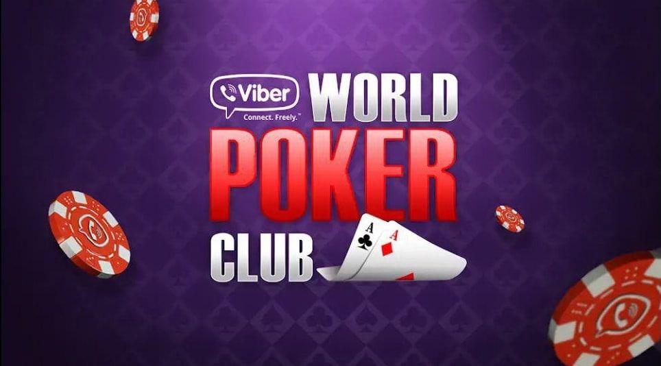 скачать клиент Viber world poker club