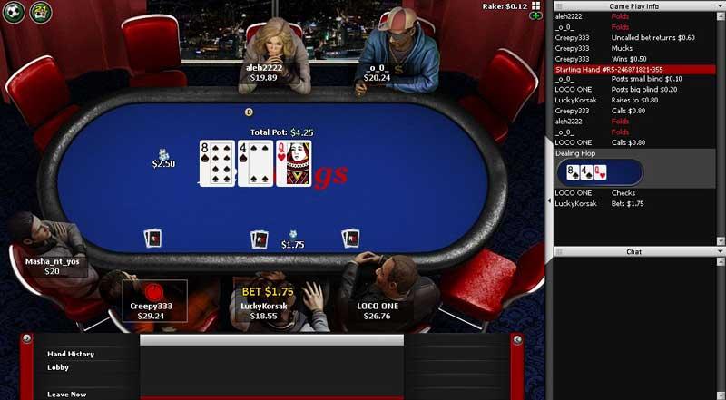 скачать ред кингс покер на андроид