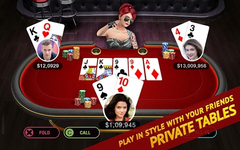poker zynga android