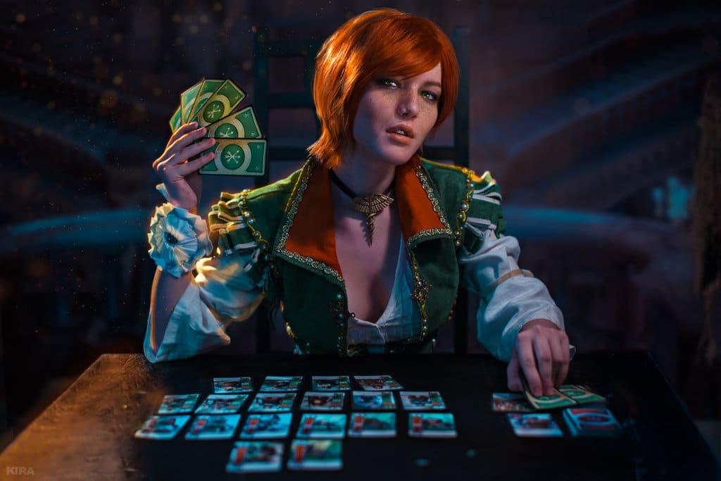 карточная онлайн игра гвинт преимущества