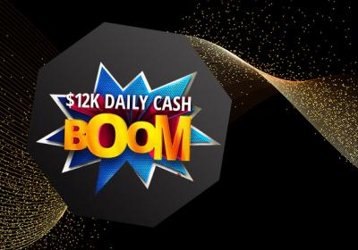 partypoker удвоит призовые в Daily Cash Boom