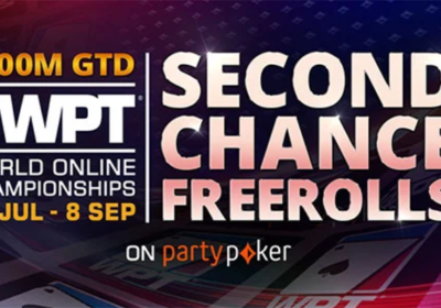 WPTWOC Second Chance Freerolls