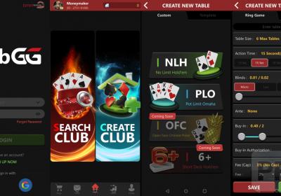 ClubGG новое приложение.