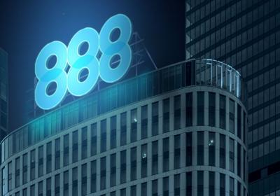 Рост трафика в руме 888Poker.