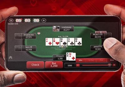 pokerstars mobile orientation